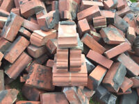 Large quantity of Reclaimed special eave bricks. £1.20 each