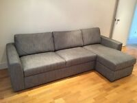 2.5m Sofa with Chaise