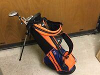 Junior US kids golf set ,age 5/8. Size 51'