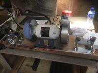 Woodturner Sharpening Station