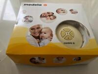 Medela Swing single electric breast pump + extra things