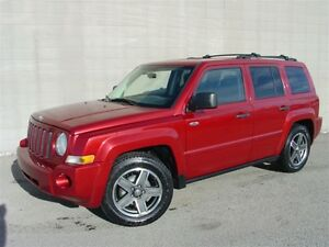 2008 Jeep Patriot 4X4. North Edition. Automatic!