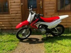Honda crf 110