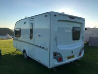 Abbey GTS 2 berth caravan