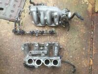 Nissan 200sx s14 s14a s15 Silvia sr20det intake inlet manifold drift spares