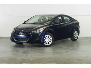 2012 Hyundai Elantra GL CERTIFIED Finance for $36 Weekly OAC