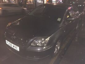 Toyota Avensis 1.8 quick sale ONO