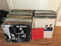 Job lot of vinyl