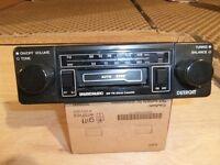 Car Radio Cassette player FM/MW. Good working order