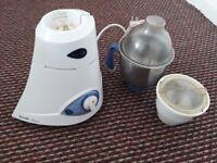 Preethi blue leaf platinum 750 watts mixer grinder for £70