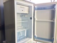 AMICA FRIDGE WITH FREEZER COMPARTMENT - FREE DELIVERY