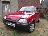 reluctant sale of rover metro