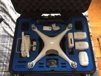 Immaculate DJI Phantom 4 Pro with lots of extras