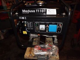 Medusa 2.4hp generator(as new)