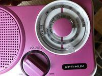 Pink Optimum Radio