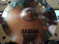 """Sabian AAX Xplosion Fast Crash Cymbal 16"""""""