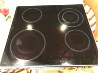 Whirlpool induction hob