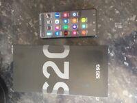 Samsung s20 5G unlocked 128gb