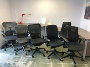 Ergonomic Office Chairs - From $250