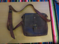 Leather Bag used