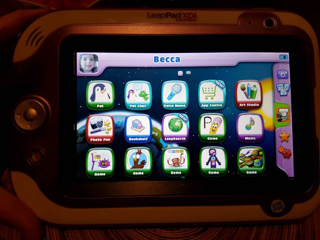 Leappad Ultra Paw Patrol Ninja Turtles Plus More Games Leap Pad Console