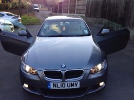 BMW 3 Series 2.0 320i M Sport 2dr , Full service history, Automatic , Immaculate Condition,New MOT