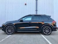 2014 Porsche Cayenne 3.0 Diesel (Panoramic Roof/Air Suspension/Steps) Mint - FACELIFT MODEL