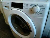 Candy Washer Dryer, GVW496T