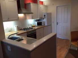 Fabulous Bright South Facing 1 bed flat to rent. To Let one bedroom fully furnished near Gleneagles