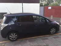 Toyota Verso 2015, 7 Seater - For Sale