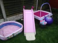 Children' s outdoor play set