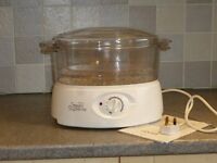 Hinari Food Steamer and Rice Cooker