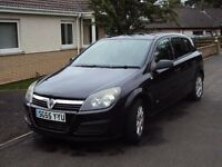 2005 55 VAUXHALL ASTRA CLUB 1.6 TWINPORT SEMI-AUTOMATIC, LOW MILEAGE YEARS MOT