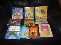 10 Kids Books - £4 for the lot