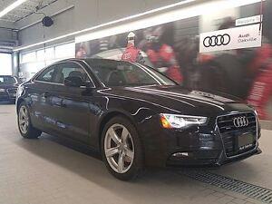 2014 Audi A5 2.0 8sp Tiptronic Komfort Cpe /Audi Certified