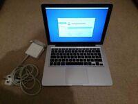 "Late 2008 13"" Macbook 2.4Ghz 250GB HDD"