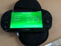 PS Vita Slim / 64gb / 3.60 / Excellent Condition