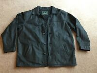 Real Leather Men's Jacket