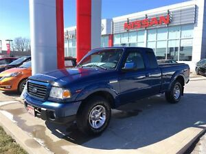 2009 Ford Ranger 2WD, 4.0L, AUTO, A/C
