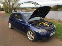 VAUXHALL CORSA TURBO Z20LET MAY PX OR SWAP