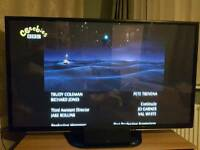 "60"" plasma smart 3D tv"