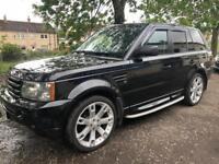 55 Reg Range Rover Sport 2.7 HSE TURBO DIESEL eg freelander vouge discovery x5 ml Land Rover Q7 Q5