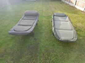 X2 Bed chairs