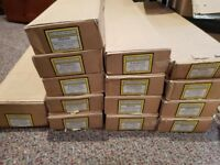 WHOLESALE JOB LOT COLLATED DRYWALL SCREWS 14 BOXES VARIOUS SIZES