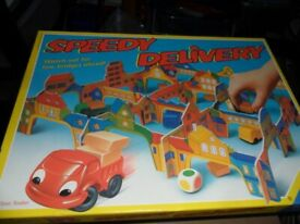 Speedy Delivery Board Game by Ravensburger