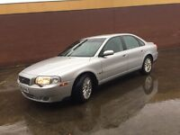 2005 VOLVO S80 D5--FULLY AUTOMATIC 2.5 DIESEL-- FULL SERVICE HISTORY-- ONE PREVIOUS OWNER