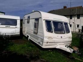 Avondale quantock touring caravan amazing condition