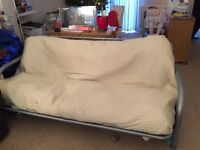 Free to collect - click-clack sofa bed