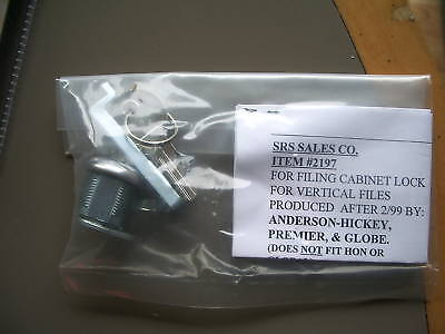Anderson Hickey File Cabinet Lock-after 21999