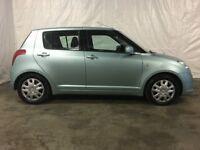 2007 Suzuki Swift 1.3 (91bhp) GL 5dr **Long MOT**